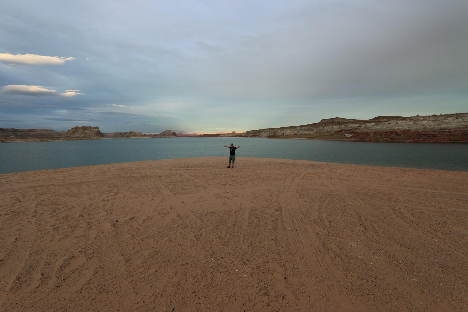 Lake Silencio