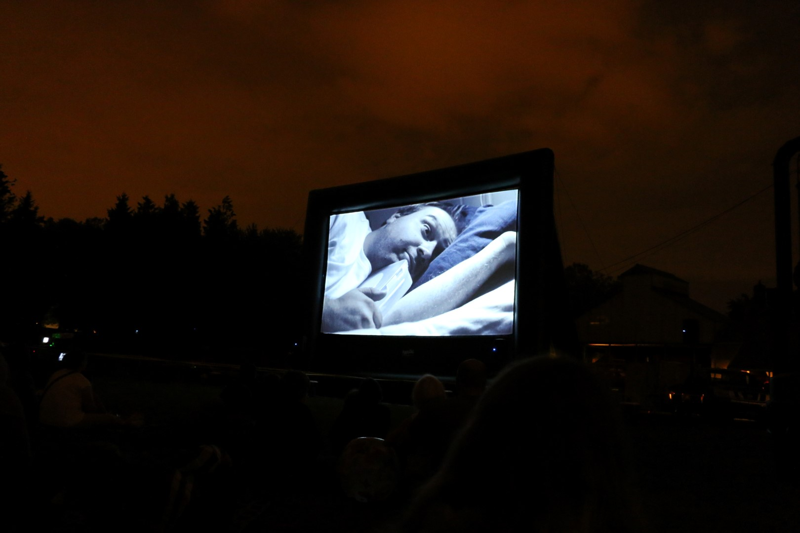 laffa on the big screen