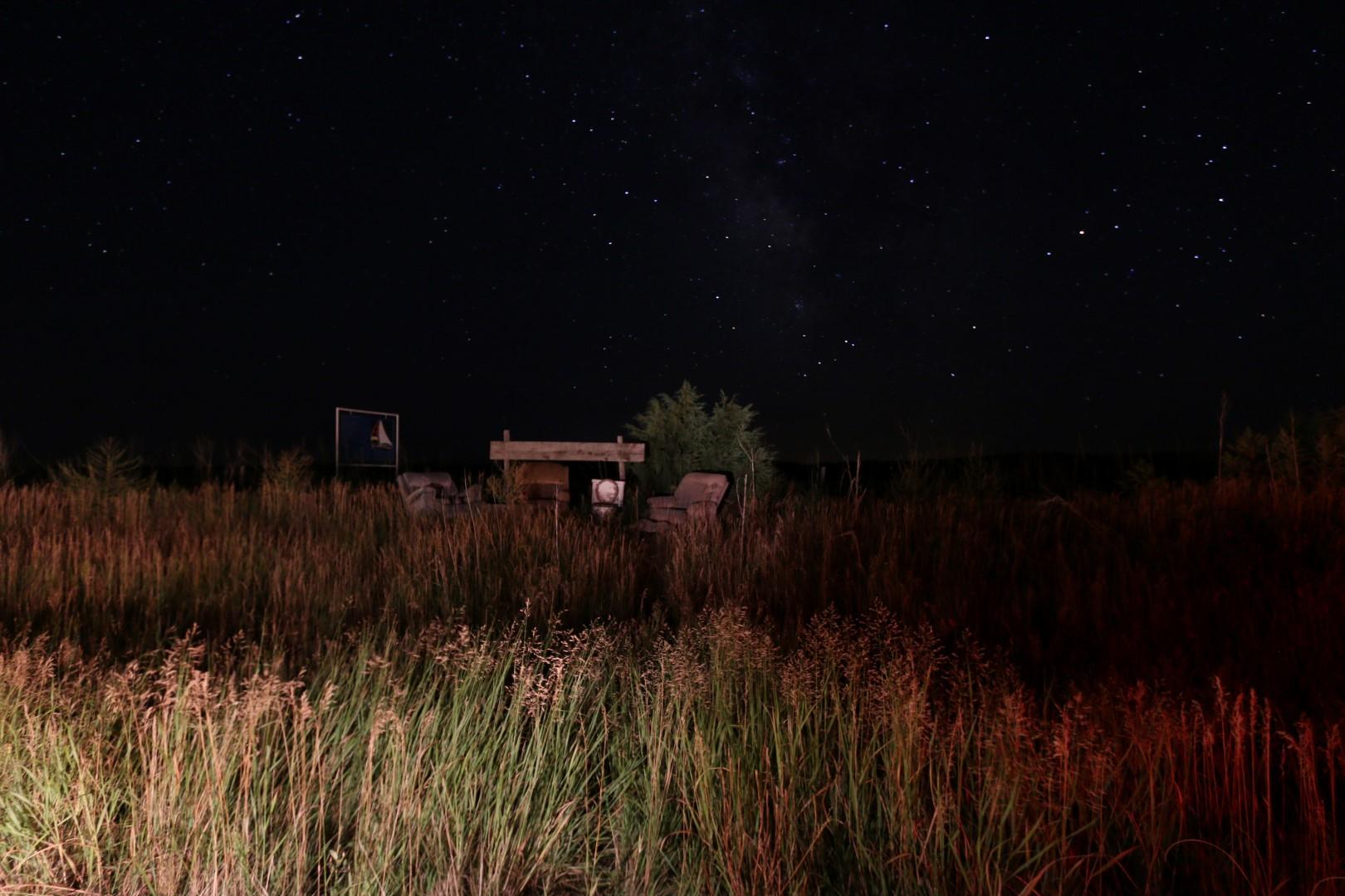 Redneck Rest Stop