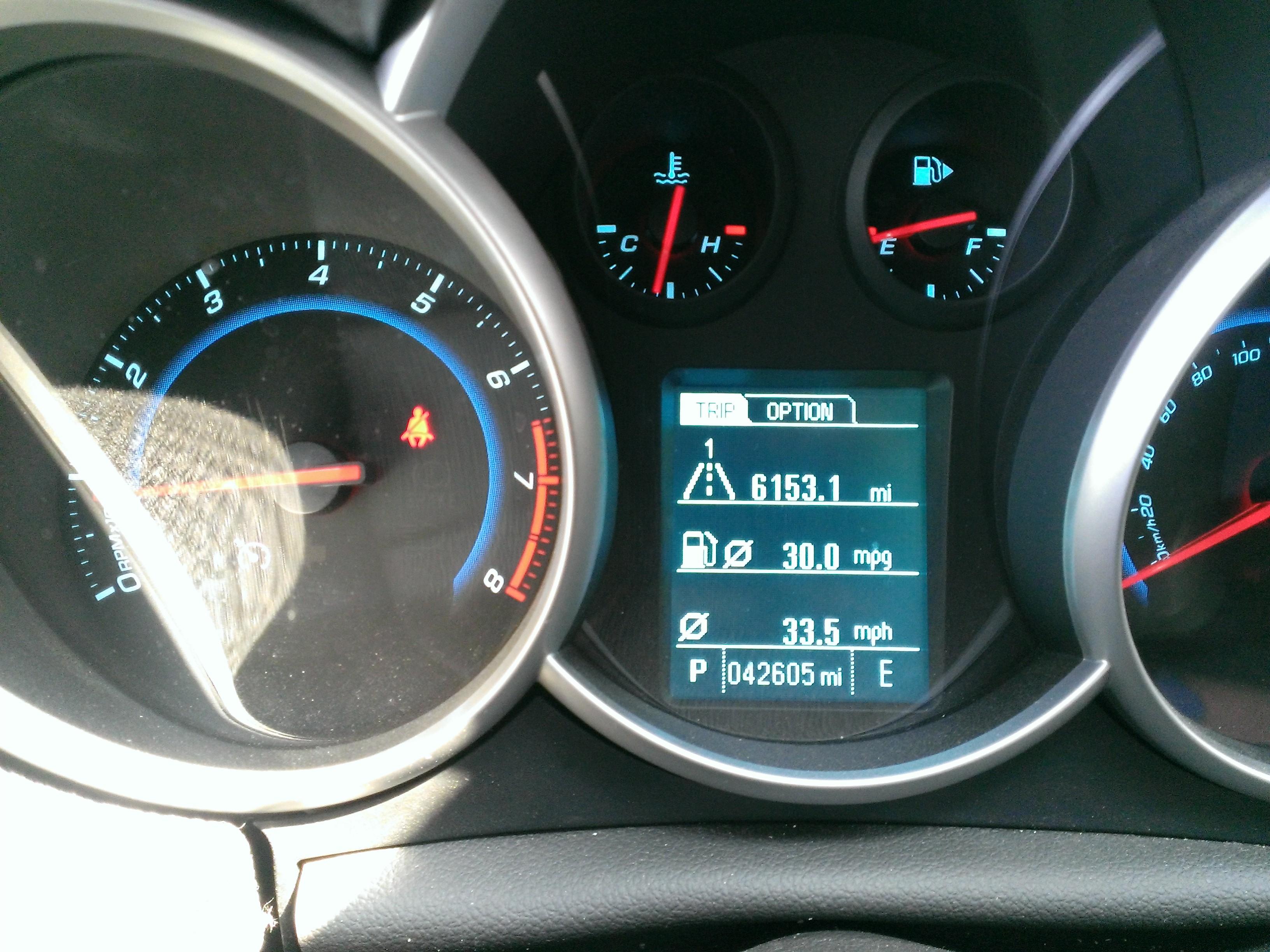 Many many miles