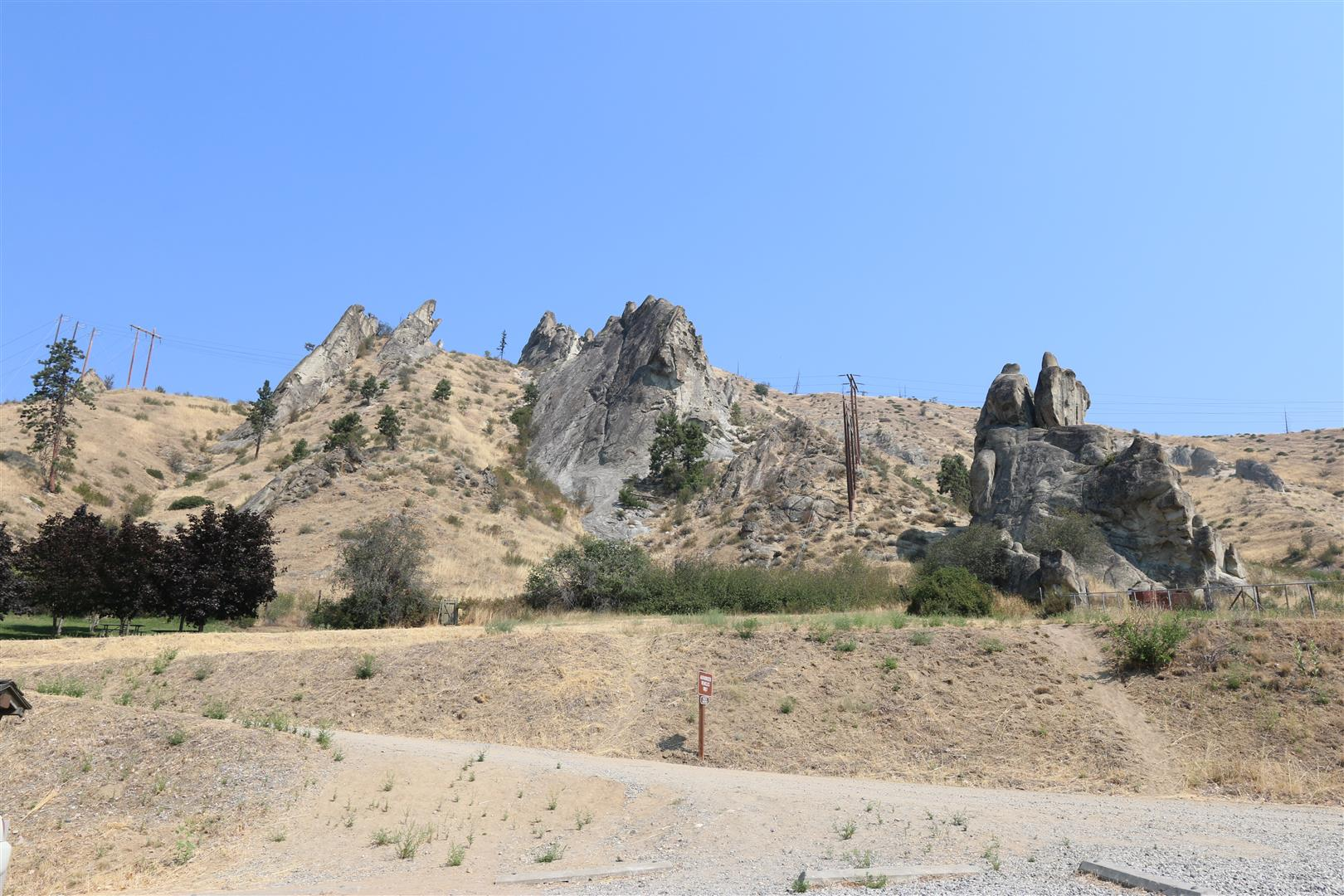 Peshastin Pinnacles