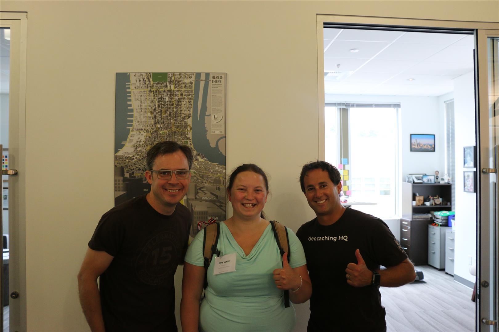 Jeremy, Heltinnen and Bryan
