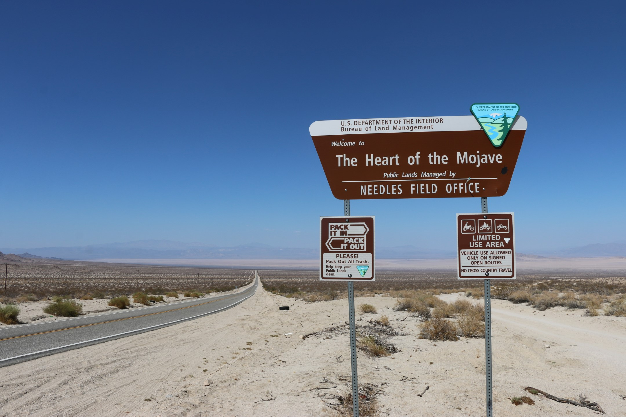 The Heart of the Mojave