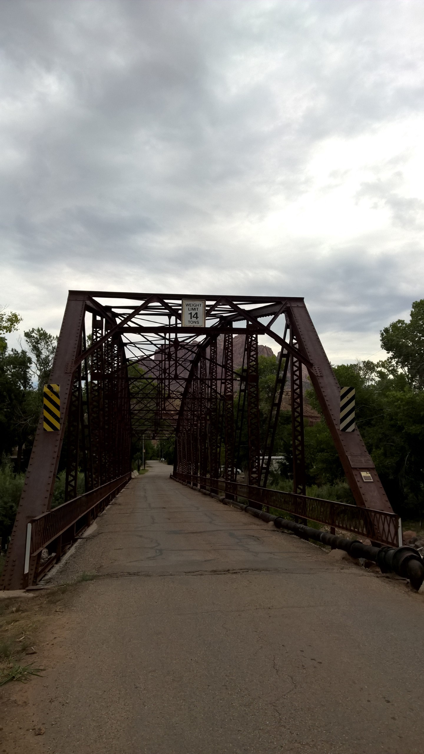 Rockville's Historic Bridge