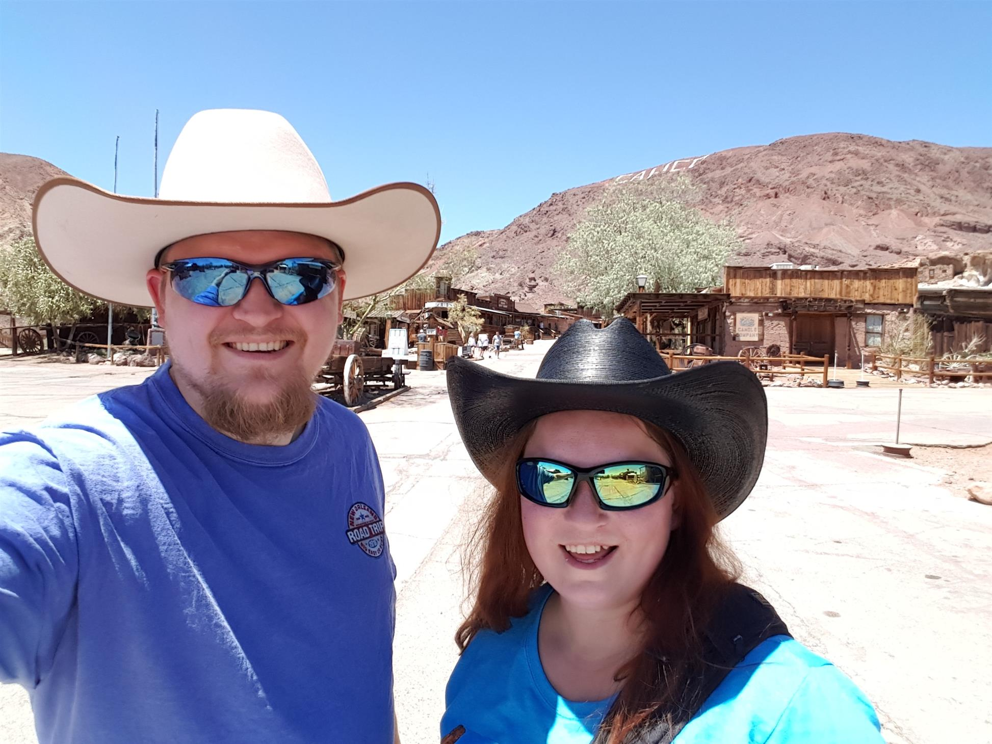 Us in Calico