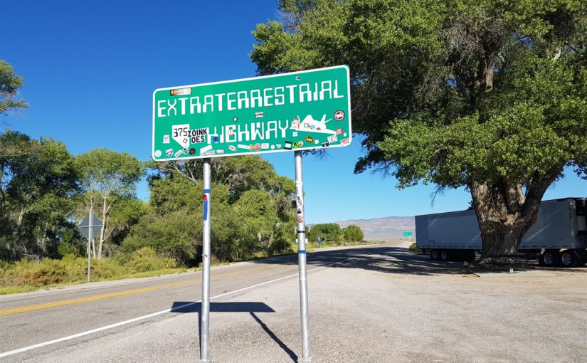 US Trip 2016 – Any aliens here?