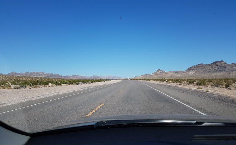 US Trip 2016 – Leaving the desert