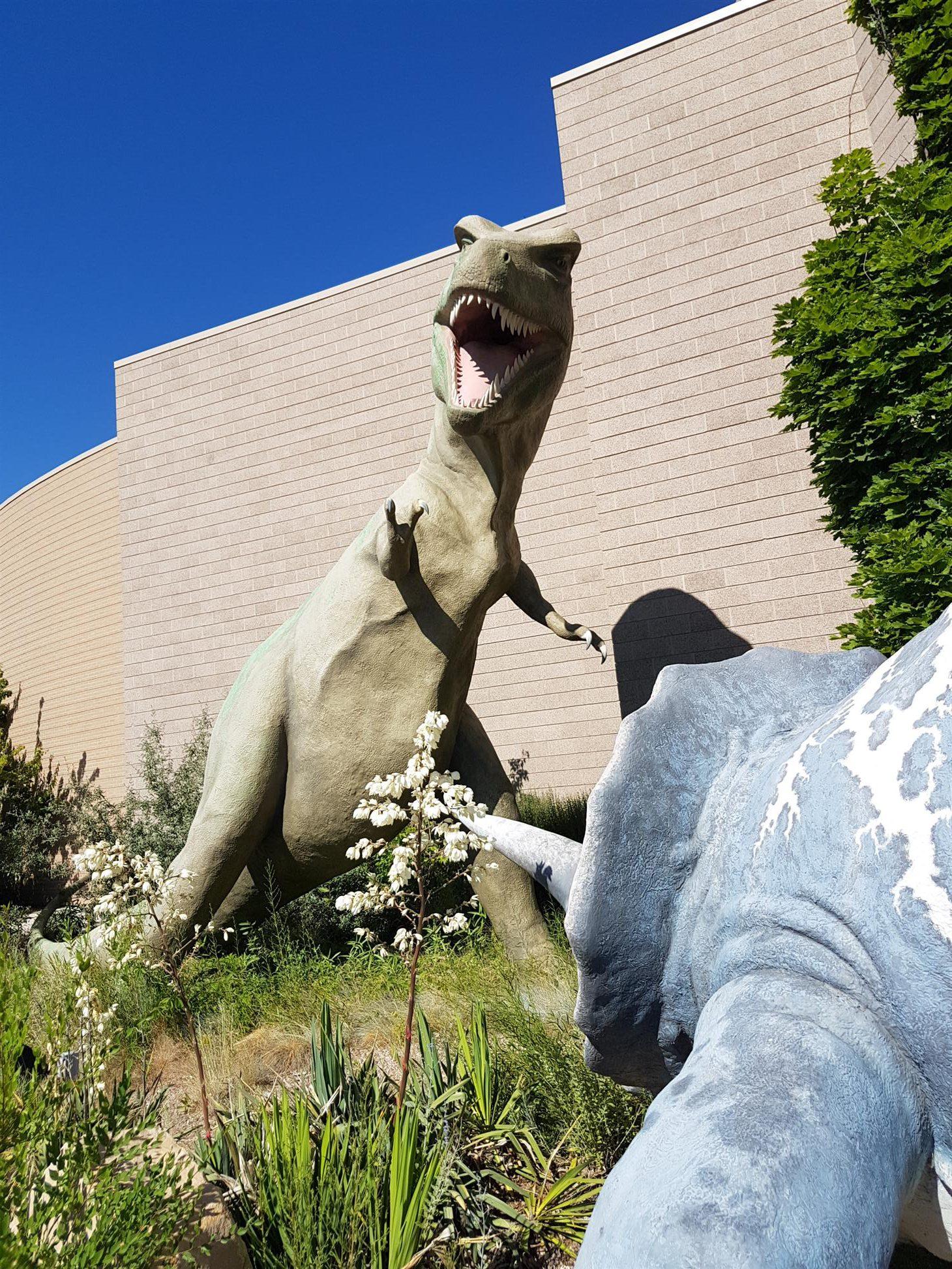 Utah Field House of Natural History Museum